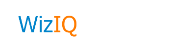 virtual classroom software wiziq logo