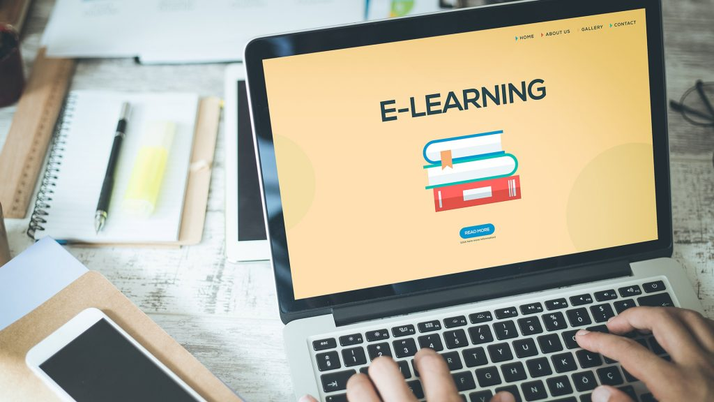 computer e learning online courses