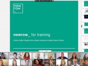 Multiple Webcam Rows, Reorder Webcam Participants + Optimizations