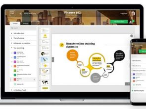 Create Self Paced Courses, Brand Your Campus, Better Mobile UX